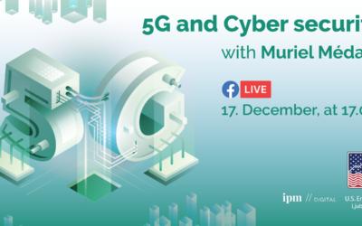 Reportaža okrogle mize: 5G in kibernetska varnost