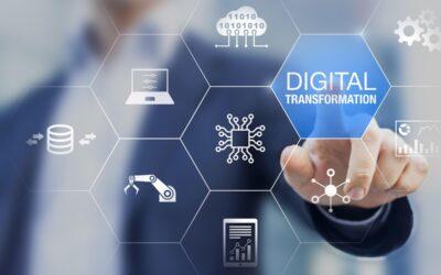 Digitalna transformacija ali ko neopazno postane vidno